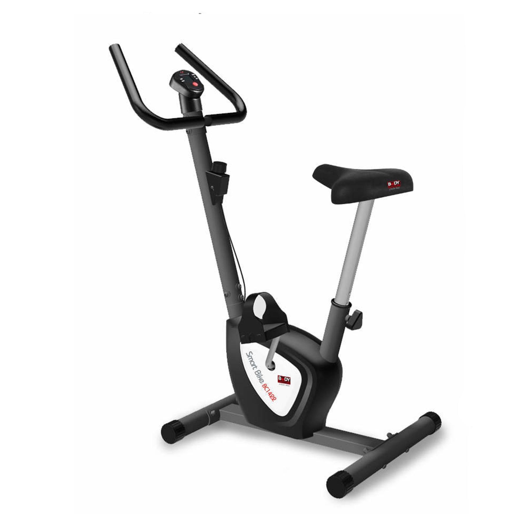 Велотренажер ременной BC-1422 макс. вес пользователя 100кг,измеряет скорость,время,ккал.