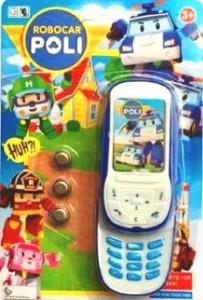 Сотовый телефон свет+звук в ассортименте на картоне В1409009 (201566)