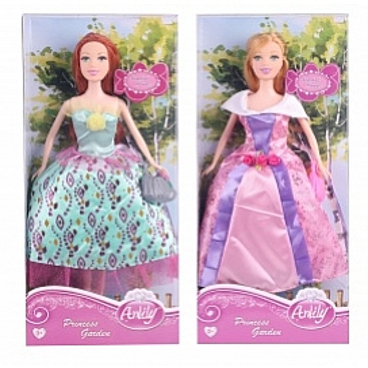 Кукла 29см., в ассортименте (Барби, Братц и аналог), 47876