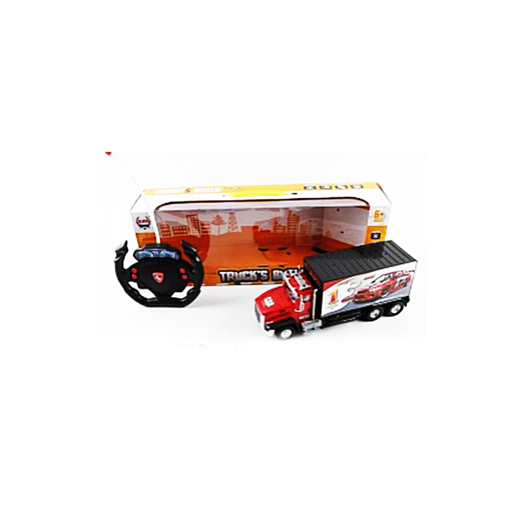 Машина р/у грузовик, свет, 47935