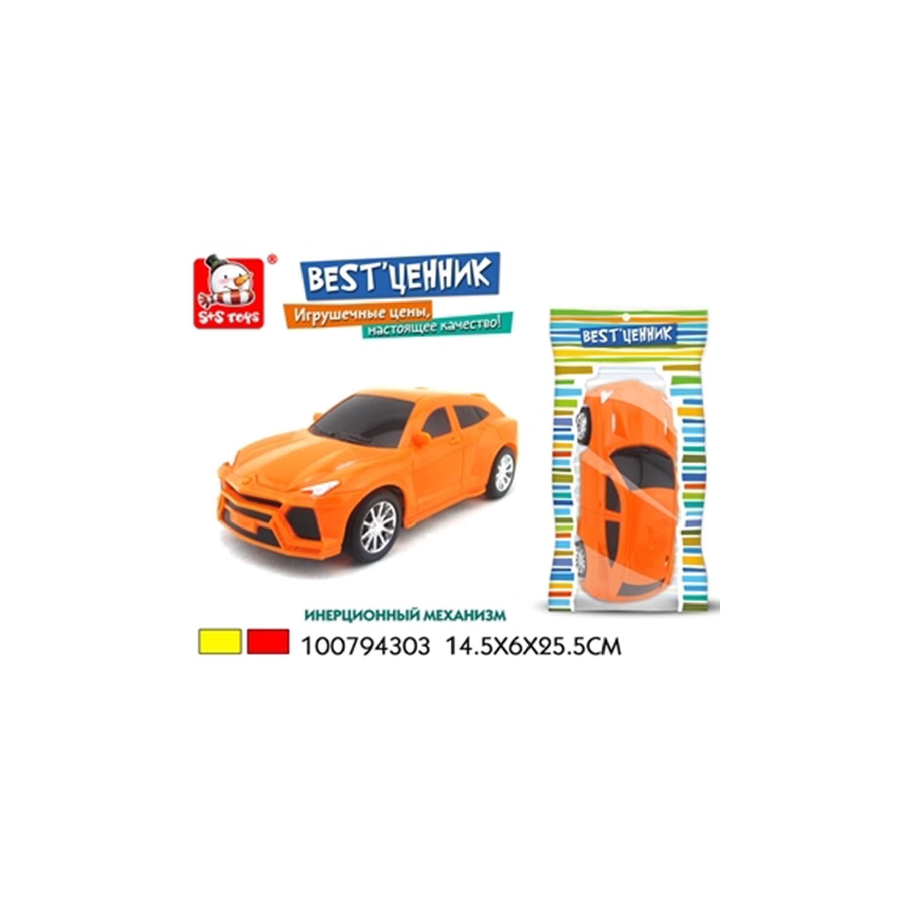 Машинка инерц. 14,5*6*25,5 см 100794303 (50448)