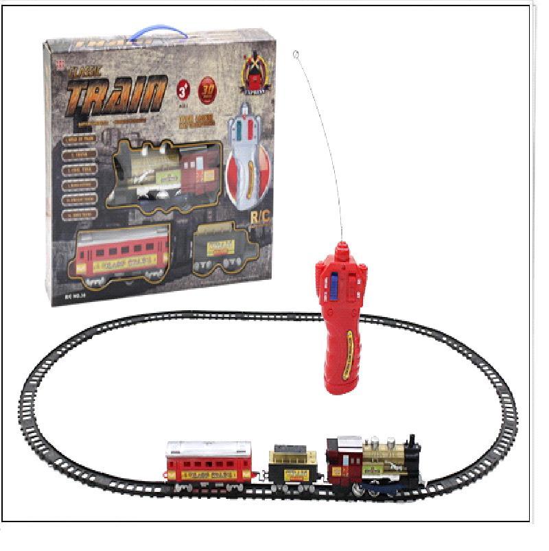 Железная дорога на радиоуправлении арт.38