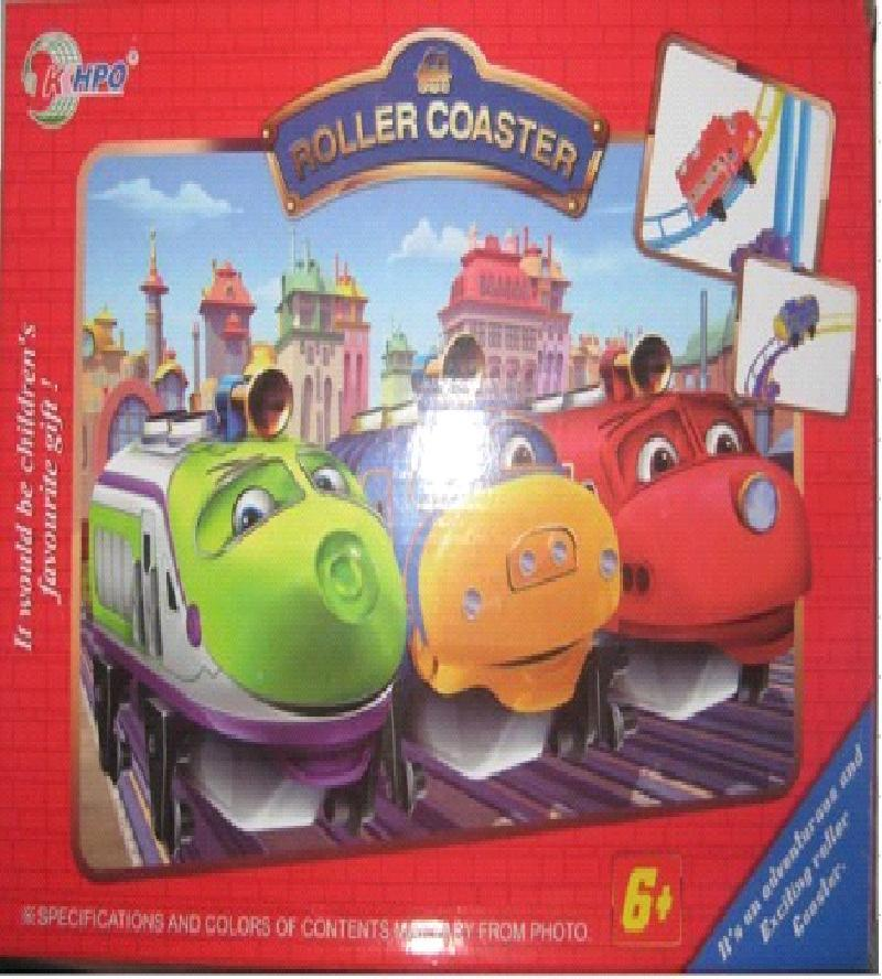 Железная дорога в коробке 679/680/673