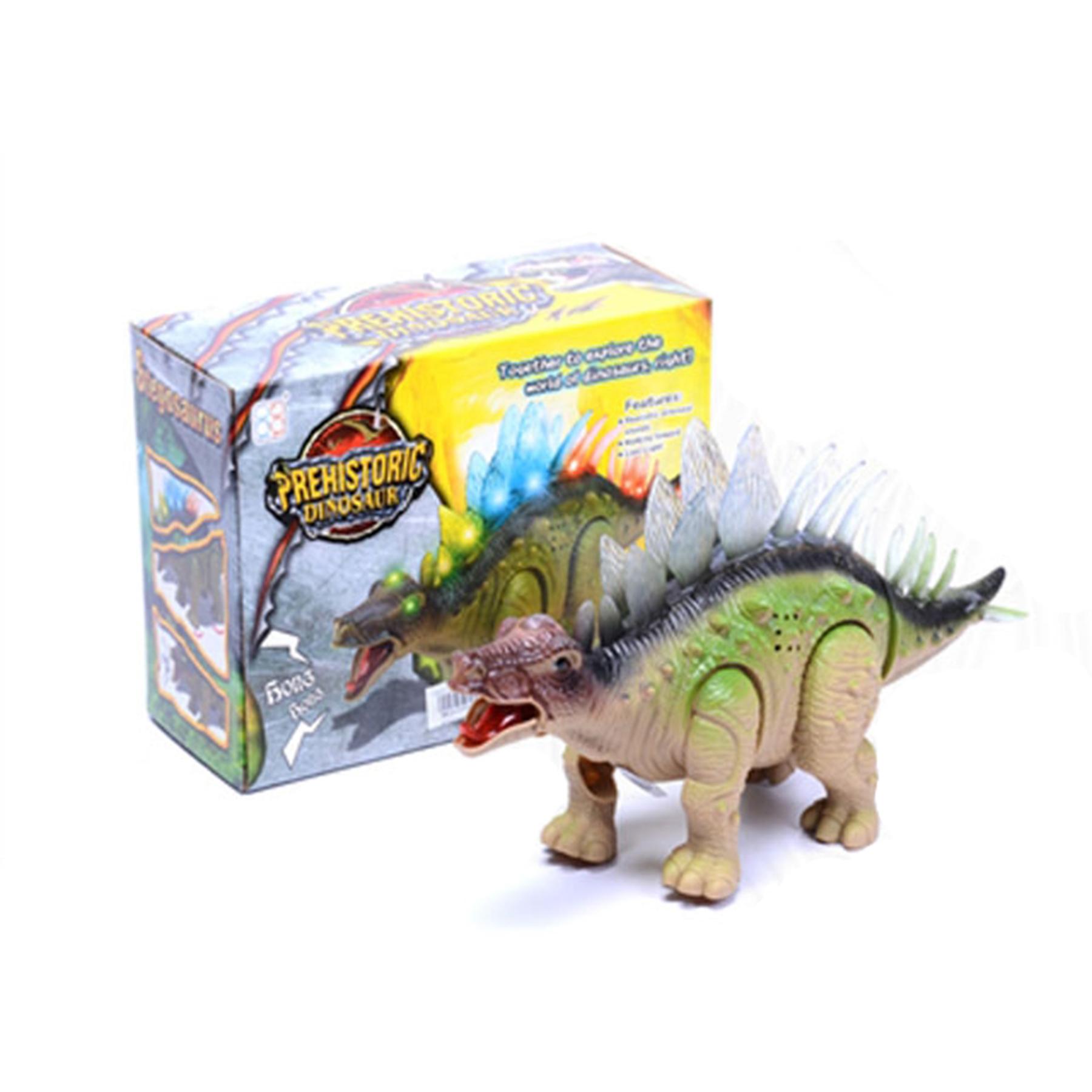 Динозавр музыка/свет (арт. Б38929)