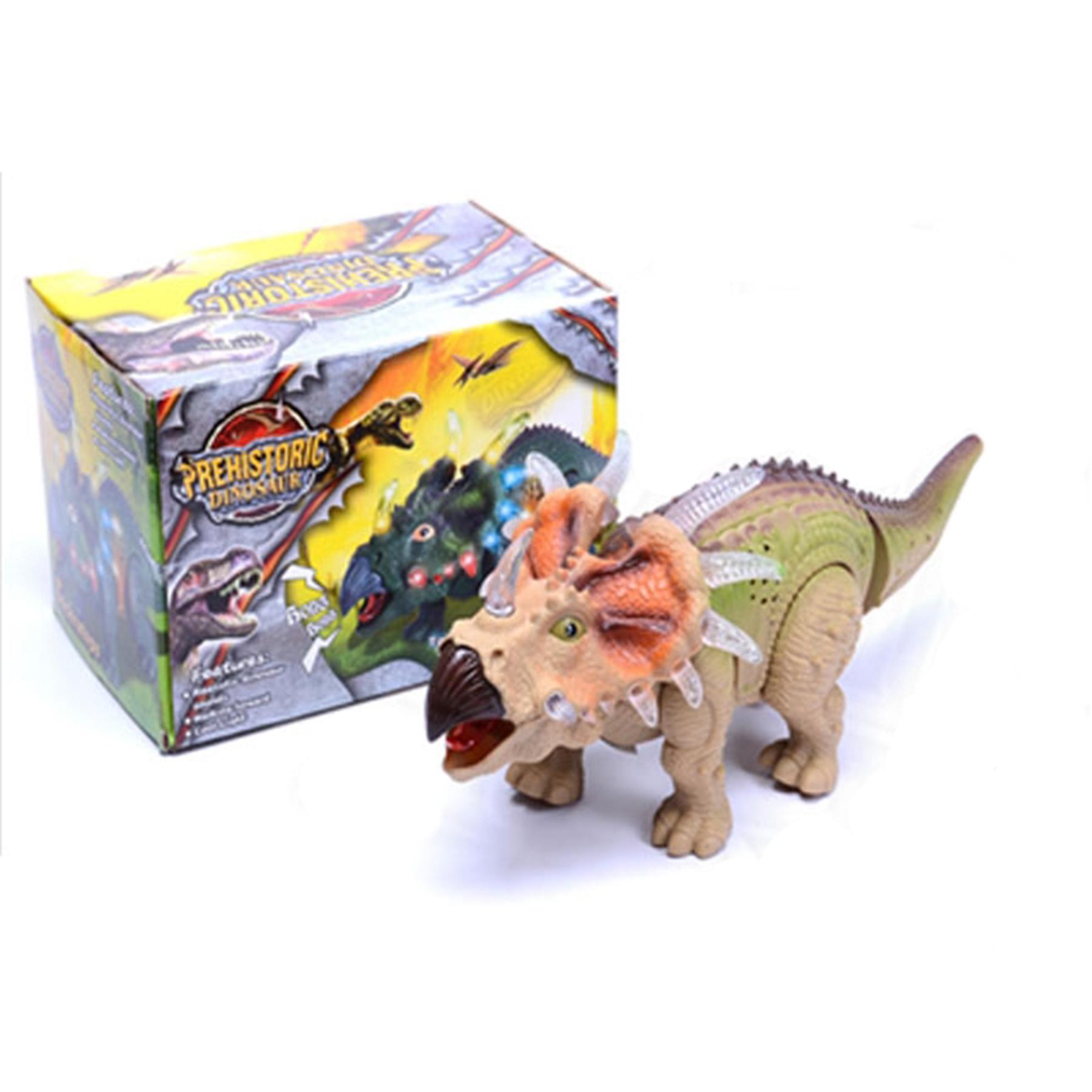 Динозавр музыка/свет (арт. Б38930)