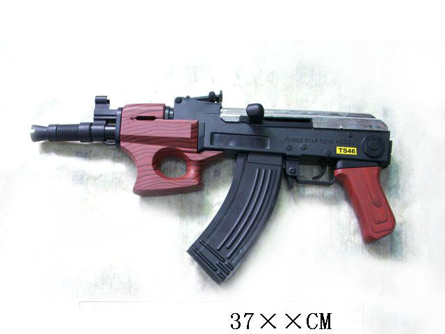 Автомат пластик 37см (арт. К37548)