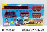 """Железная дорога """"Train Story"""" 3034 свет/звук/дым  арт. 1258540 УЦЕНКА!"""