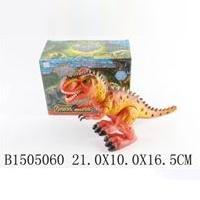 Динозавр музык.  3305 (21*10*16,5см) арт. 1505060 АКЦИЯ!