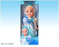 Кукла девочка пластмассовая без механизма в одежде L2015-74 (478636)