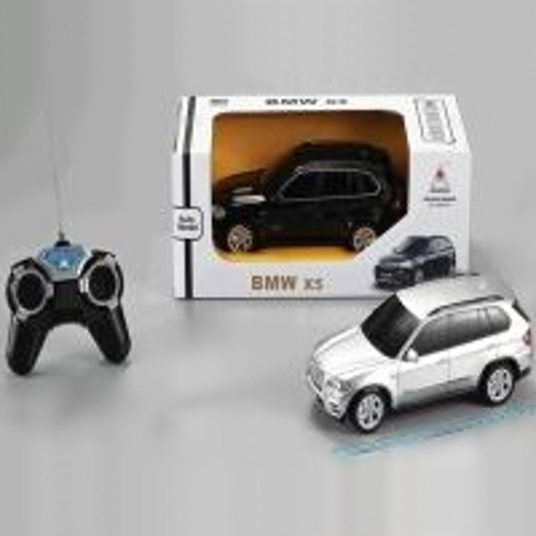 Автомобиль пластмассовый на Р/У модель BMW X5  300400 (375986)
