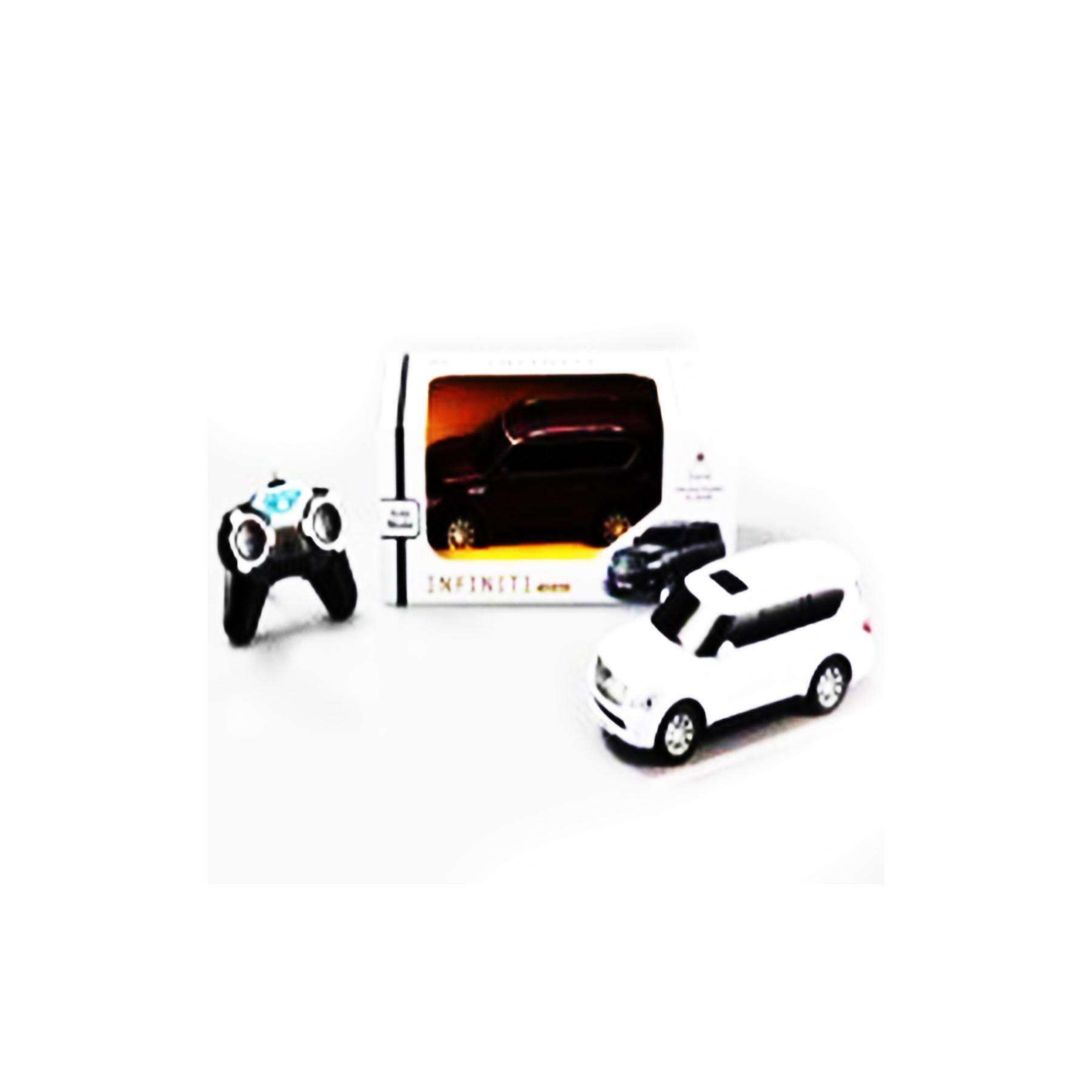 Автомобиль пластмассовый на Р/У модель Infinity QN56  300408 (376027)