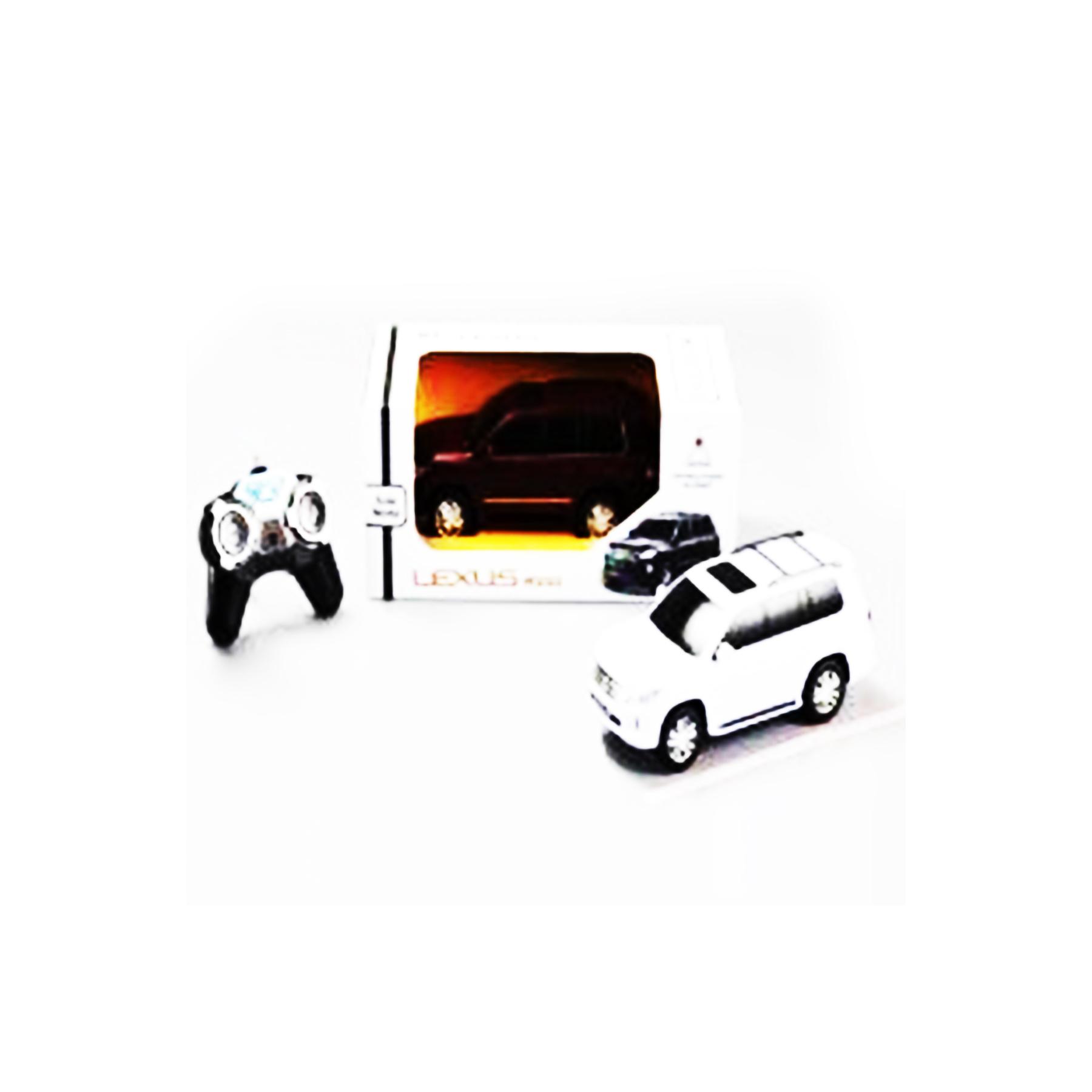 Автомобиль пластмассовый на Р/У модель Lexus LX570  300407 (376025)