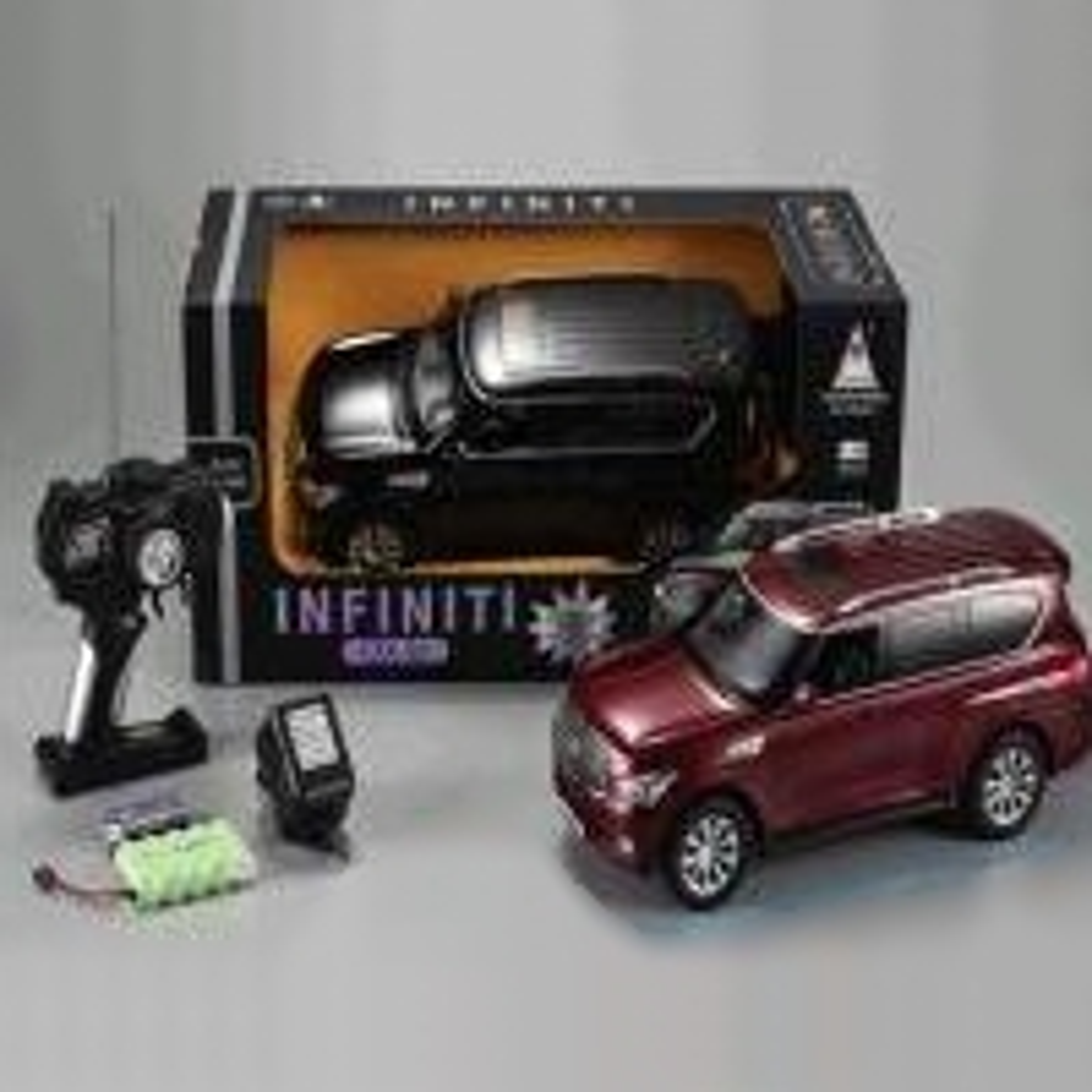 Автомобиль пластмассовый на Р/У модель Infinity QX56  300308-1 (357746)