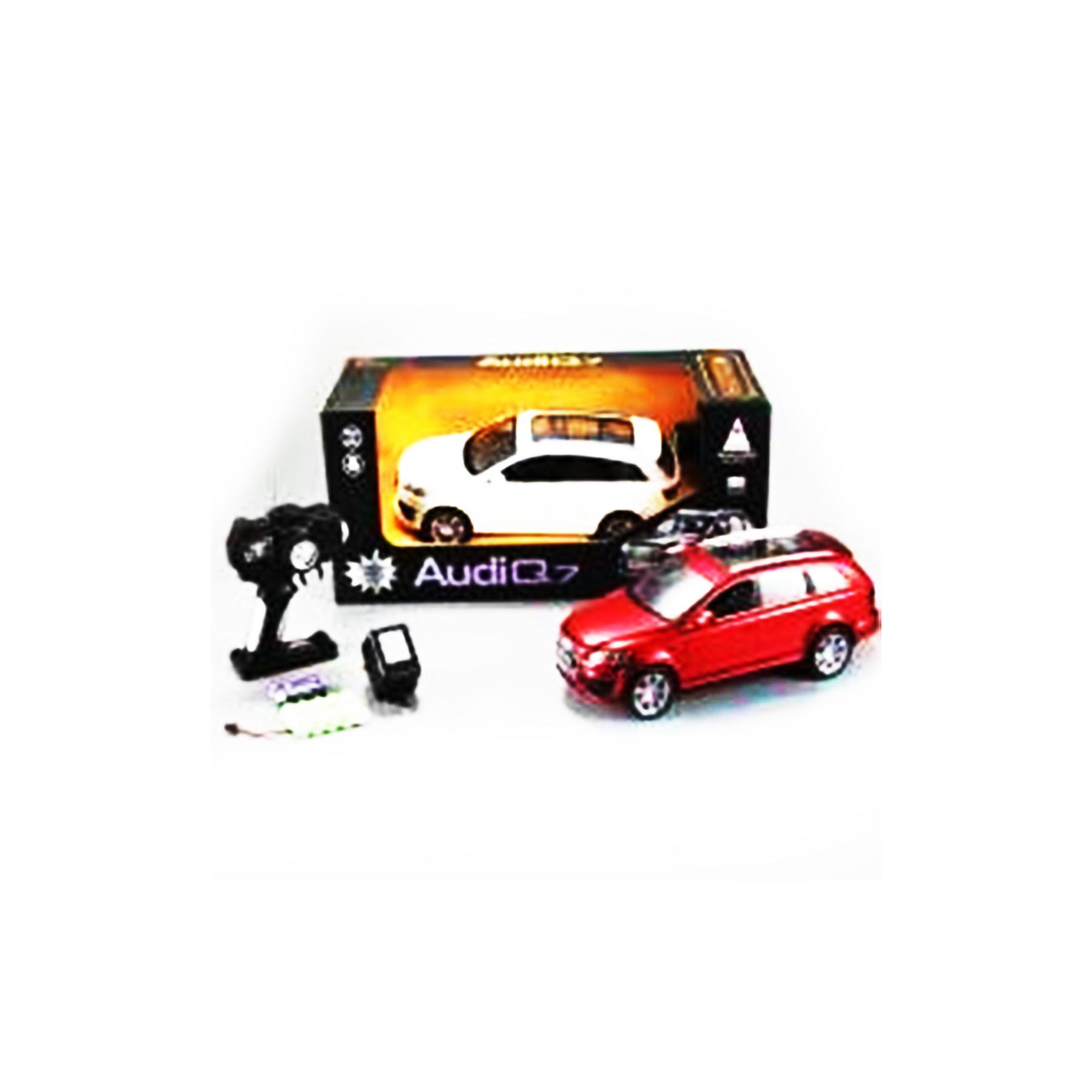 Автомобиль пластмассовый на Р/У модель Audi Q7  300311-1 (357748)