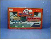 Железная дорога пластмассовая 2003 (489653)