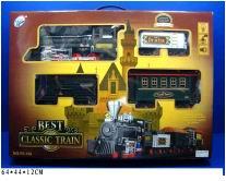 Железная дорога пластмассовая YY-127 (209644)