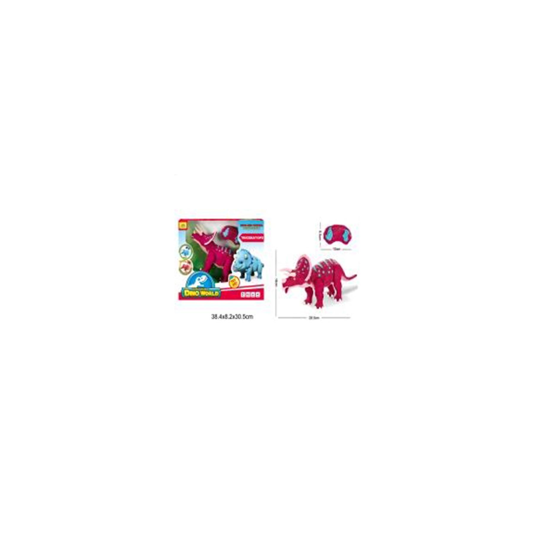 Динозавр пластмассовый RS6138А (479666)