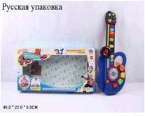 Гитара пластмассовая 7237 (321250)