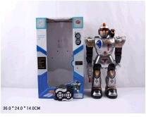 Робот пластмассовый на Р/У 9192 (52808)