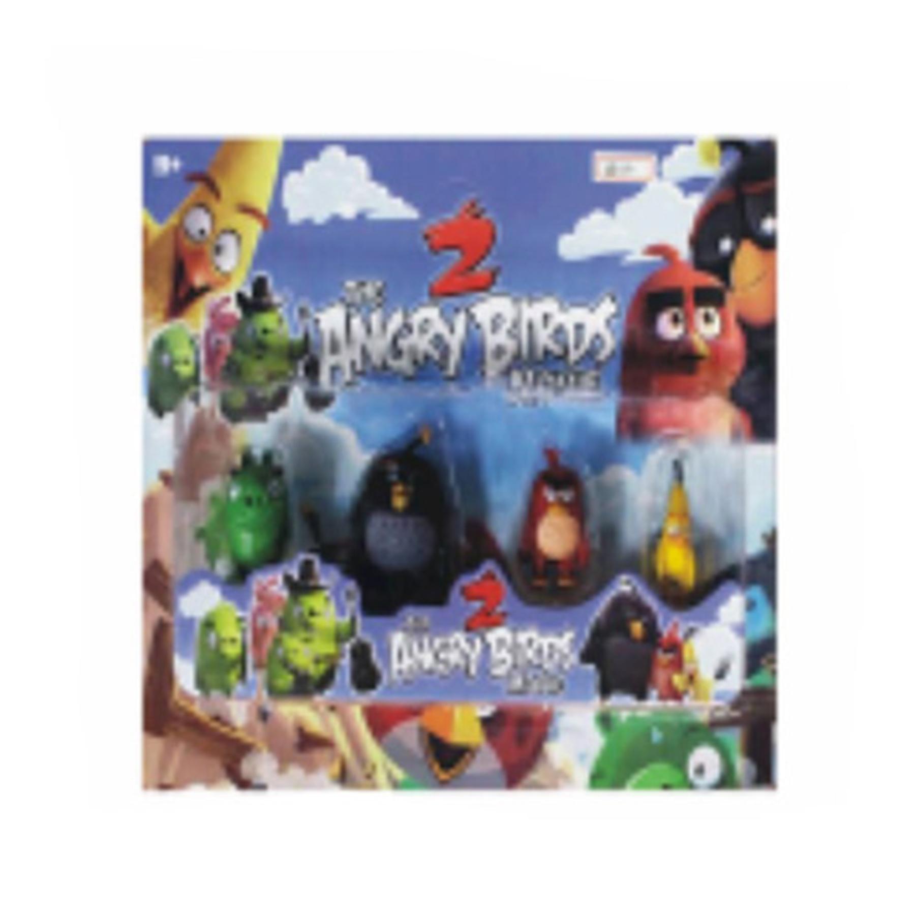 """Набор фигурок """"Angry Birds"""" 68132"""